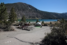 Campsites With Privacy - OH Ridge