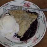 Pie in the Sky Cafe's Boysenberry Pie