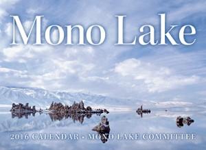 Mono Lake 2016 Calendar
