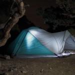 Camping near Bristlecone Pines