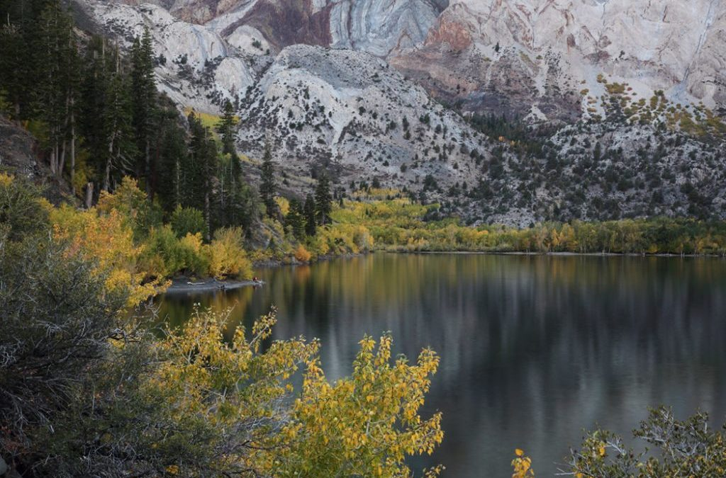 Mammoth Lakes Camping in the Fall: 15 Great Campgrounds To Enjoy Fall Color Near Mammoth, Convict Lake, and Beyond