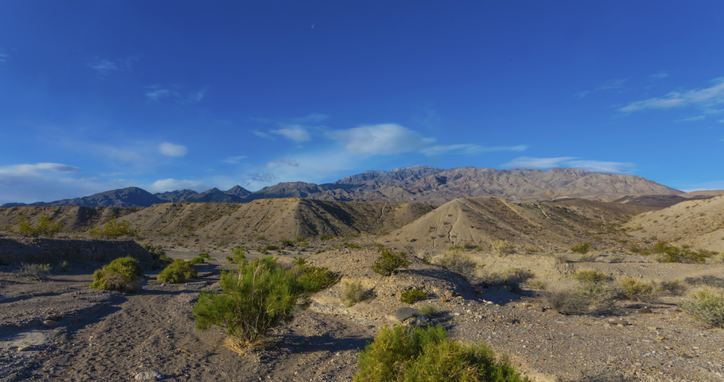 Mesquite Springs Wash
