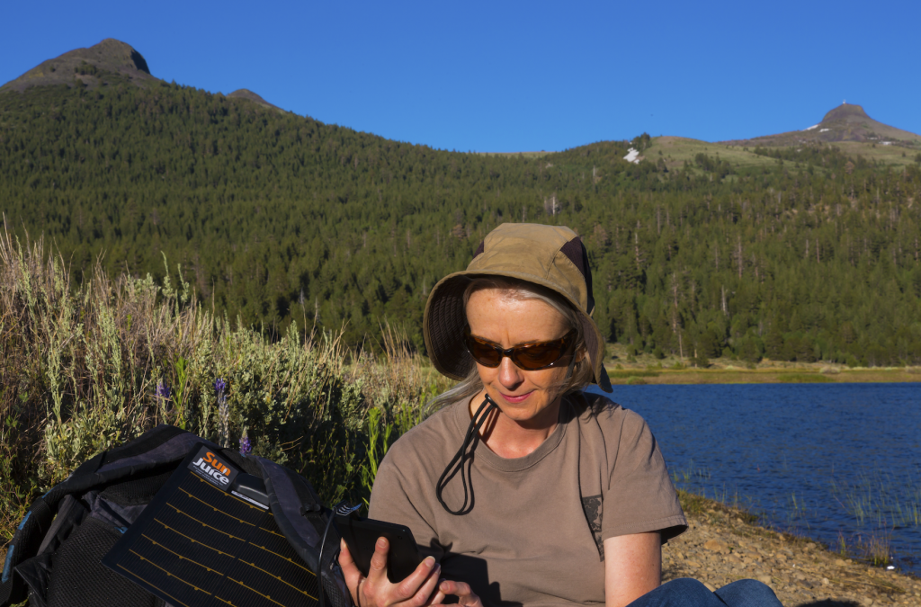 Solar Charger Reviews: Ultra Lightweight Solar Charger Makes It Easy To Enjoy More Time Outdoors